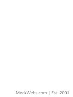 MeckWebs Logo Home